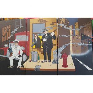 Decor panelen Al Capone 3