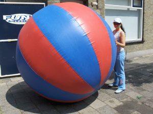 Mega bal 2 m
