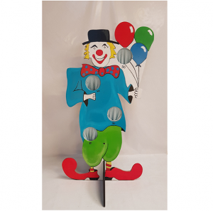 clown ballen gooien
