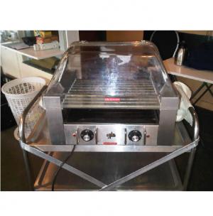 Hotdog grill