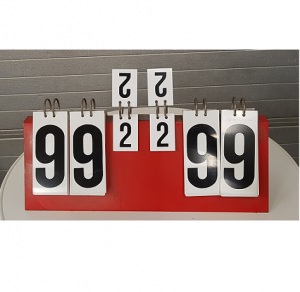 score bord