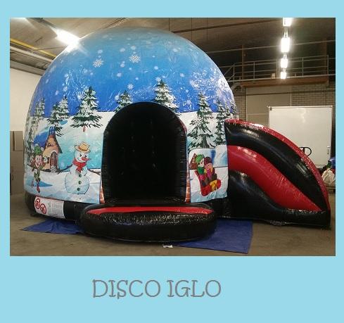 springkussen disco iglo