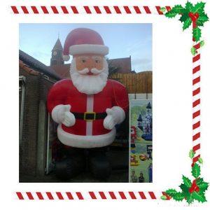 Kerst opblaasbaar