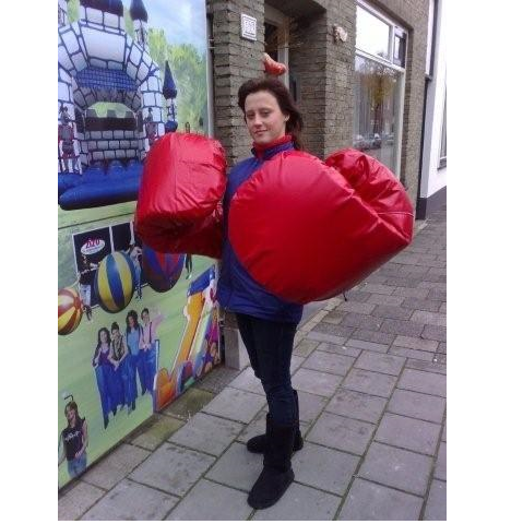 mega boks handschoen