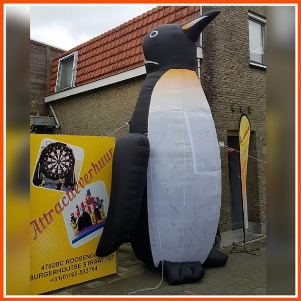 pinguïn 4 m