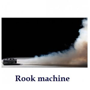 Rook machine antari