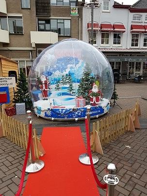 Sneeuw globe