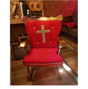 sinterklaas stoel