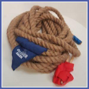 touw trekken kinderen 10 meter