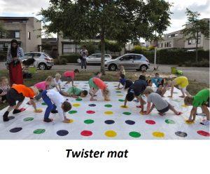 twister mat