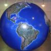 wereld bal 3 meter