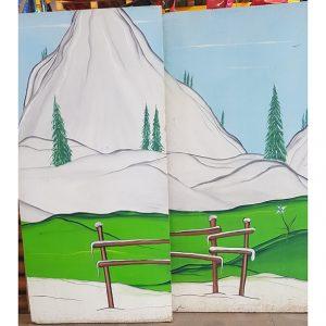 decor panelen winter 2